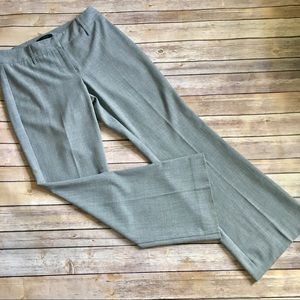 The Limited stretch gray dress pants